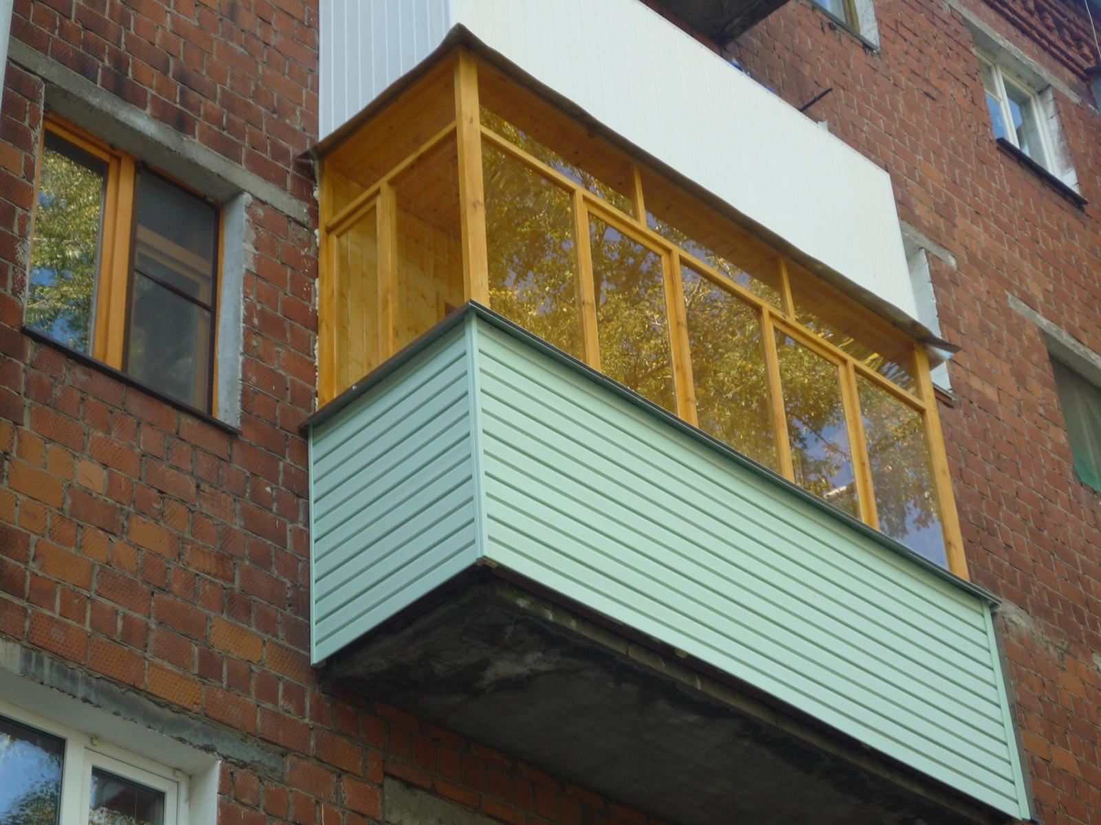 Деревянное остекление балконов в нижнем новгороде балкон-нн.