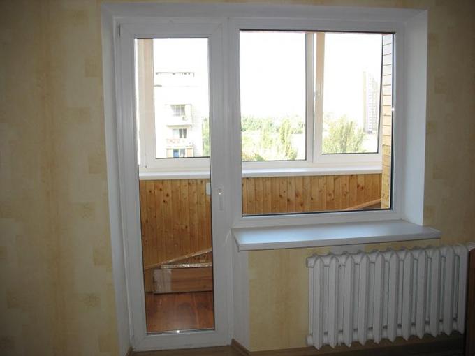 Окна и балконные блоки балкон-нн.